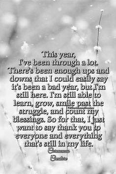 I'm Still Here, Merry Little Christmas, Ups And Downs, Like Me, Quotations, Thats Not My, Things I Want, Blessed, Wisdom
