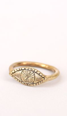 Watchful Eye Ring