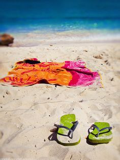 A towel, flip-flops and the beach are all you need for a successful vacation. What would you pack?