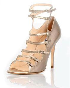 b2cbd7ccccb Barney s New York Leather Womens Heels