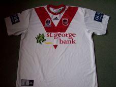 2007 St George Illawarra Rugby League Shirt Adults XXL Australia