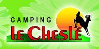 Camping Le Chesle - Voor de rustzoeker en de sportieve kampeerder