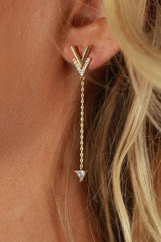 Effortlessly Chic Earrings