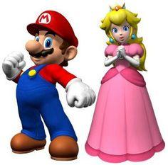 Somday, when I have a boy, we need a Mario/Princess Peach Halloween sibling duo. Mario Bros., Mario Kart, Mario Free, Nintendo 3ds, Fete Audrey, Mario Tattoo, Peach Costume, Pokemon Stadium, Mario And Princess Peach