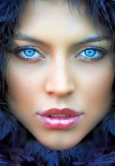 Face - Blue Eyes
