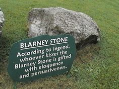 Ireland...maybe not so much the stone