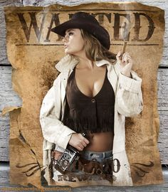 ♥ ♥ Cowgirl