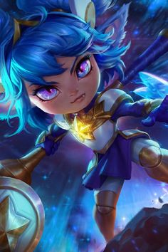 Star guardian Poppy                                                                                                                                                                                 More