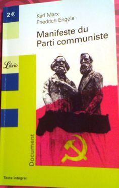 MARX, Karl; ENGELS, Friedrich. Manifeste du Parti communiste. Traduction de Laura Lafargue. Précédé de Lire le Manifeste, par Claude Mazauric. París: Librio, 2004. 90 p. (Document; 210). ISBN 2-290-34096-0.