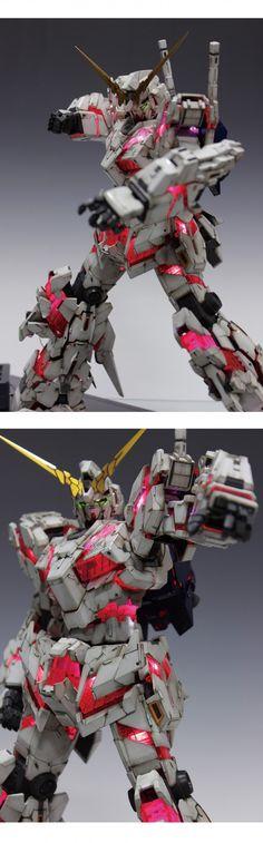 www.pointnet.com.hk - 模型作品 PG 1/60 Unicorn Gundam