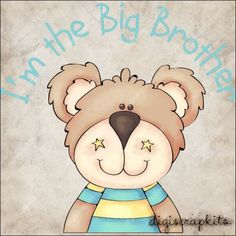 FREE (for a limited time only) Bubby Bear 1 Clip Art Single. Be sure to RePin, so your friends can get this freebie too! http://digiscrapkits.com/digiscraps/index.php?main_page=product_info&cPath=921_903&products_id=9012