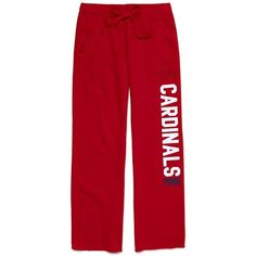 St Louis cardinals sweatpants   *_*