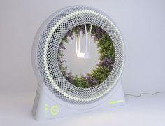 Rotary Hydroponic Gardening System For Indoors   Futuristic NEWS - via http://futuristicnews.com/rotary-hydroponic-gardening-system-for-indoors/