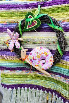"""Текстиль, ковры ручной работы. Ярмарка Мастеров - ручная работа Коврик """"Прованс"""". Handmade."""