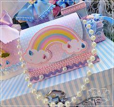 Ideas Para Fiestas, Birthday Treats, Barbie, Baby Shower, Rainbow, Party, 1, Instagram, Industrial Kids Decor
