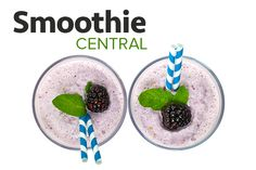 Smoothie Central: Recipes, tips, and tricks for a healthier you.