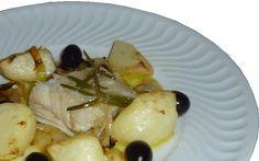 Arroz de Minhoca: Bacalhau Confitado