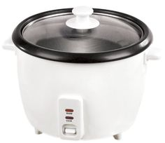 Cool Kitchen Rice Cooker - 8 Cups