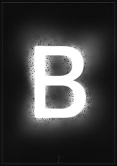 Letter of this month is light filled letter B floating in an abstract solar system of sorts. What a beautiful series. Amplifying The Typography Experience, T by Junjie Lim, via Behance Typography Served, Cool Typography, Typography Letters, Typography Design, Hand Lettering, Logo Design, Picture Letters, Sign Display, Thing 1