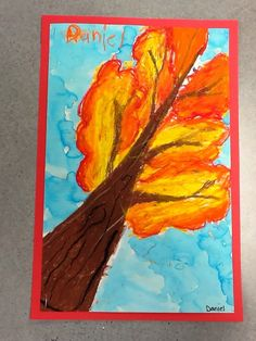 2nd Grade Perspective Trees