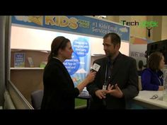 The Tech Geek Interview with Kidsemail.org at CES 2014