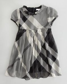 Beat Check Dress by Burberry at Bergdorf Goodman.