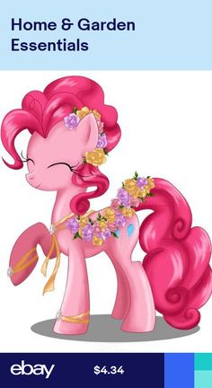 Finally I did a new May Festival Pony This time it's Pinkie. I love her design, she looks so cute with these colorful flowers Enjoy! Here flowers. May Festival Pony - Pinkie Pie Pinky Pie, Mlp My Little Pony, My Little Pony Friendship, Raimbow Dash, Images Instagram, Little Poni, M Anime, Imagenes My Little Pony, Princess Luna