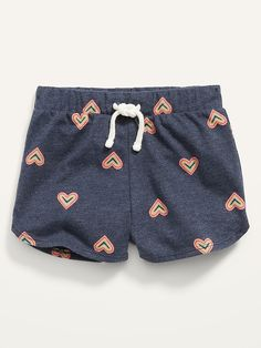 Saw this on Old Navy: Old Navy Toddler Girl, Toddler Girl Shorts, Shop Old Navy, Jersey Shorts, Short Skirts, Thighs, Kids Fashion, Children, Prints