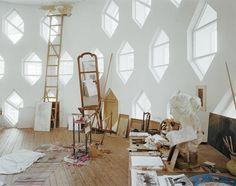 Dream art studio!
