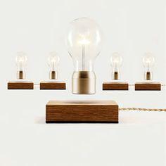 Flyte Lampe en lévitation  Edison Royal - Flyte - Image 2