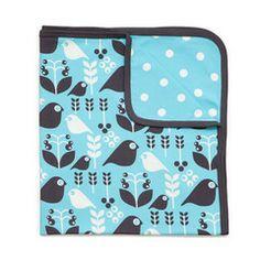 NOSH ORGANICS organic cotton baby blanket blue POLKA DOT/GOOD MORNING Blue Blanket, Blanket Sizes, Scandinavian Blankets, Swedish Weaving, Kids Blankets, Blue Polka Dots, Organic Cotton, Baby, Collection