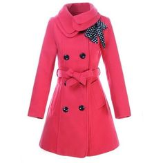 Elegant Turn-down Conventional Winter Jacket