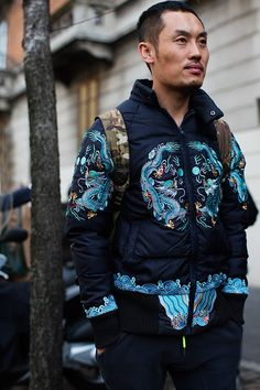 On the Street... Via Piranesi, Milan | The Sartorialist | Thursday, February 12…