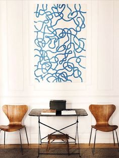 Arne Jacobsen chairs -★-
