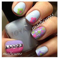 @Madicures MaddyRodriguez MaddyRodriguez #nails #nailart #naildesign #nailfashion