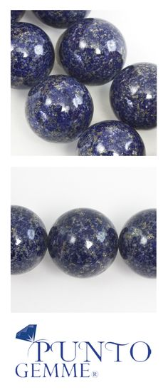 Round of lapis Easter Eggs, Gemstones, Fruit, Projects, Log Projects, Blue Prints, Gems, Jewels, Minerals