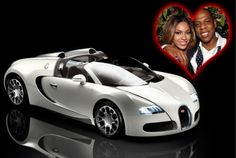 Jay Z's Bugatti Veyron Grand Sport! Click on the image to see the best #celebrity cars