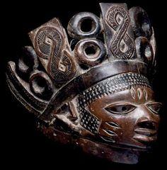 BEAUTIFUL MASK GELEDE YORUBA  Master ANAGO, NIGERIA ~Repinned Via Rien Catherine Kate http://www.christies.com/lotfinder/sculptures-statues-figures/magnifique-masque-gelede-yorouba-maitre-danago-nigeria-5272950-details.aspx?pos=9=5272950==1