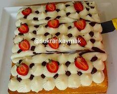 Yumuşacık keki , hafif lezzeti ile sürprizli pamuk pasta tarifi şimdi yayında.