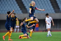 The #Rio2016 #Matildas are the strongest Clare Polkinghorne can remember. #GoMatildas!