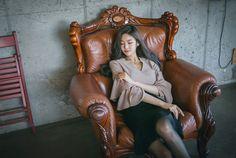 Người đẹp Jung Yun xinh tươi với thời trang cổ điển (90 ảnh)