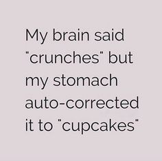 Yes, cupcakes
