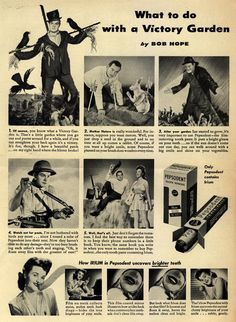 What to do with a Victory Garden 1943