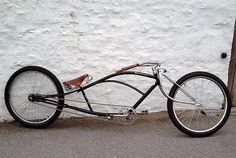 Ahora los amantes del lowride pueden experimentar con esta bici.