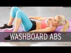 Bauch weg: Die besten Übungen in 7 Minuten