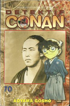 Detektif Conan vol. 70. Hasil scan sendiri. Ada yg robek tuh? Thank's to Aoyama Gosho. :D
