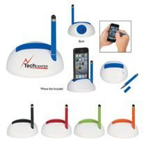 Phone Stand Amplifier With Stylus | Smart Phone & Tablets | Bagmasters.com