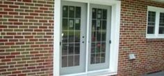 How to Install patio doors in a brick wall « Construction & Repair