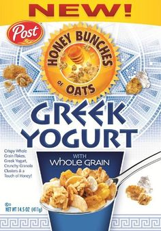 Honey Bunches of Oats on Pinterest | Honey, Breakfast and Cereal Box ...