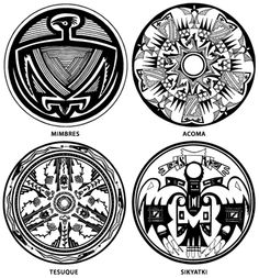 Native American ornament design